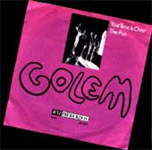 Golem - Plattencover - Your time is over